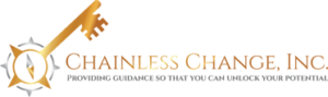 Chainless Change Logo