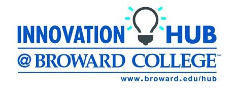 Innovation Hub @ Broward College Logo