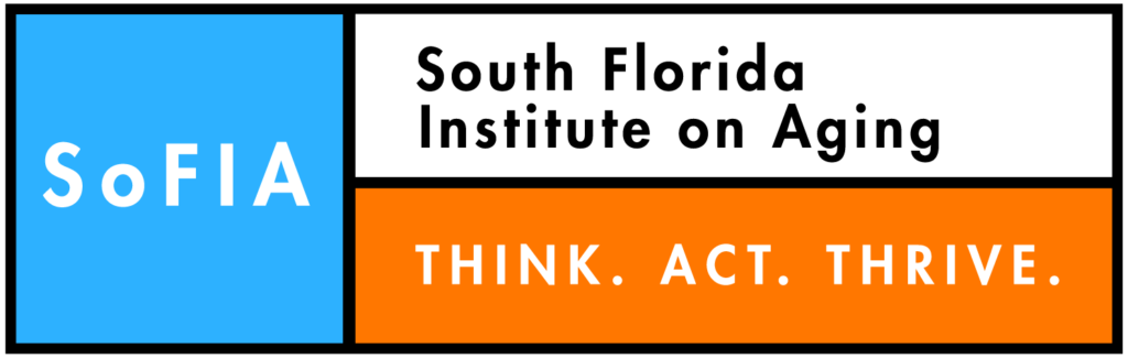 South Florida Institute on Aging (SOFIA) Logo
