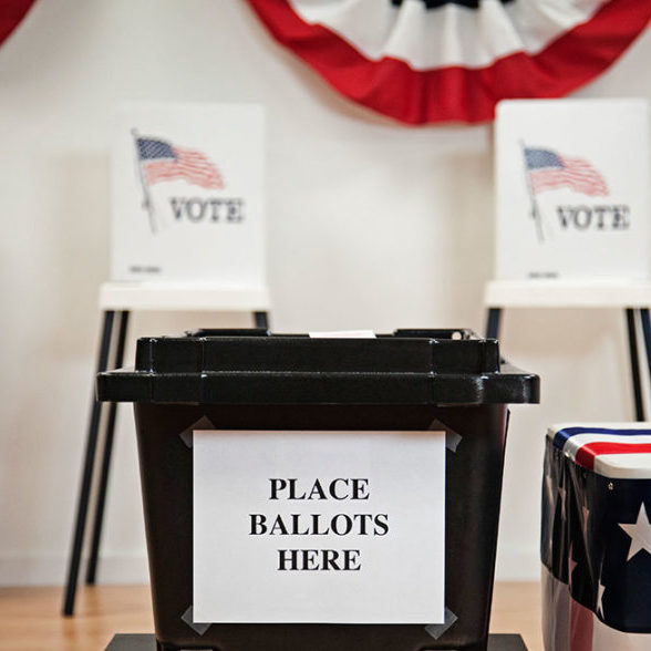Place Ballots Here