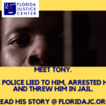 The Police Lied to Him, Arrested Him, and Threw Him in Jail