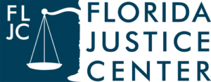 Florida Justice Center FLJC Logo