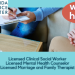 Hiring Alert:  Licensed Clinical Social Worker (LCSW, LMHC, or LMFT)