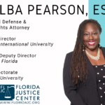 The Florida Justice Center Welcomes Melba Pearson to its Board of Directors