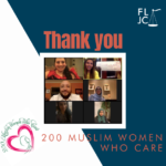 200 Muslim Women Who Care Announces the Florida Justice Center as Recipient of Giving Circle Grant