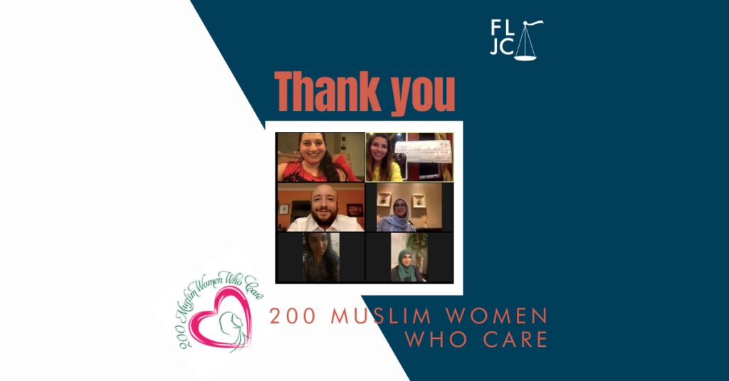 200 Muslim Women Who Care - 200MWWC