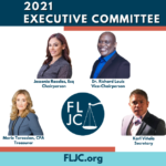 Introducing the 2021 Executive Committee