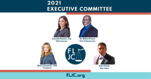 2021 FLJC Executive Committee - Social Share