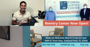 Reentry Center Opening - Press Release - Social Share
