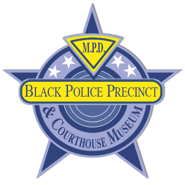 Black Police Precinct and Courthouse Museum Logo