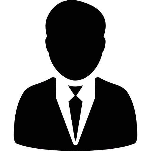 Suit and Tie Icon