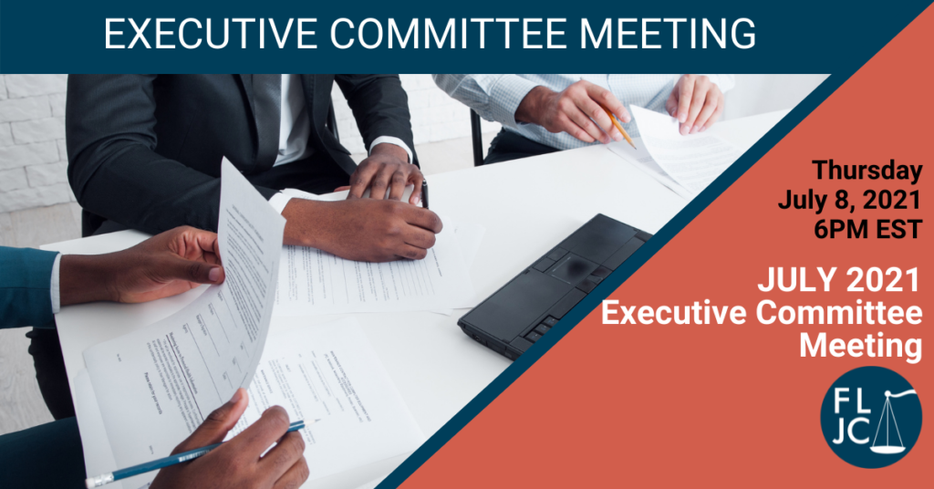 Executive Committee - July 2021 - Social Share