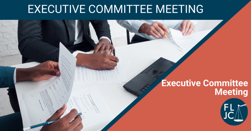 Executive Committee Meeting - Social Share